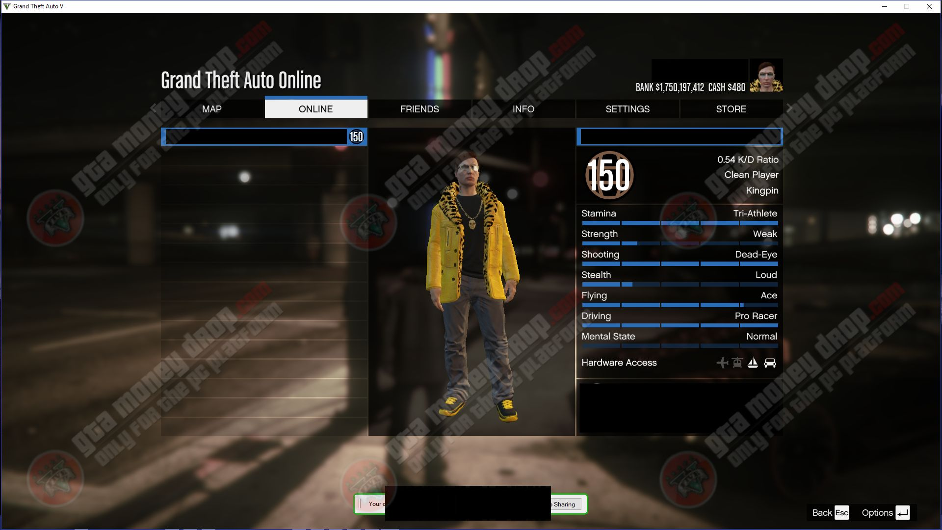 Safe & Reliable GTA V Money [PC] - Grand Theft Auto Recovery Boosting